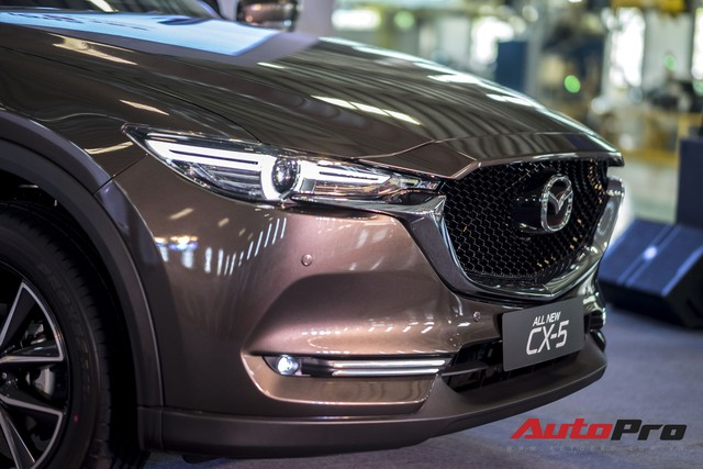 Chi tiết Mazda CX-5 2018 bán ra tháng 12, giảm giá tháng 1/2018 - Ảnh 6.