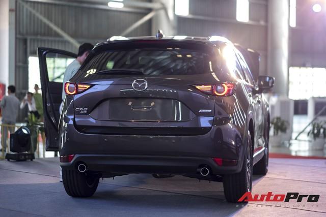 Chi tiết Mazda CX-5 2018 bán ra tháng 12, giảm giá tháng 1/2018 - Ảnh 9.