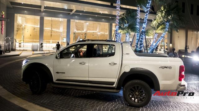 Cận cảnh Chevrolet Colorado Centennial về Việt Nam cuối tháng 11, số lượng 100 chiếc, giá 849 triệu và chỉ có màu trắng