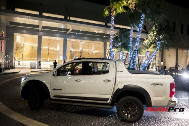 Cận cảnh Chevrolet Colorado Centennial về Việt Nam cuối tháng 11, số lượng 100 chiếc, giá 849 triệu và chỉ có màu trắng - Ảnh 2.