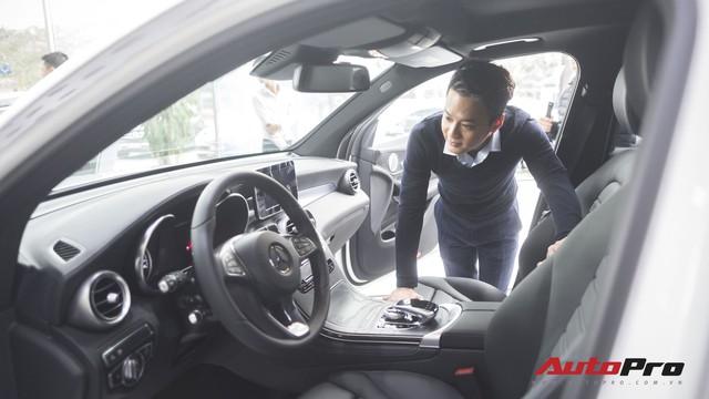 Bán Hyundai SantaFe, Hồng Đăng Người phán xử lên đời xe sang Mercedes-Benz GLC300 - Ảnh 5.