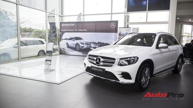 Bán Hyundai SantaFe, Hồng Đăng Người phán xử lên đời xe sang Mercedes-Benz GLC300 - Ảnh 2.