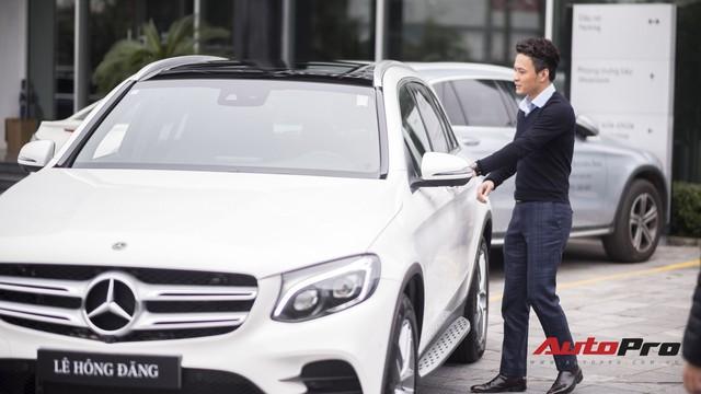 Bán Hyundai SantaFe, Hồng Đăng Người phán xử lên đời xe sang Mercedes-Benz GLC300 - Ảnh 4.