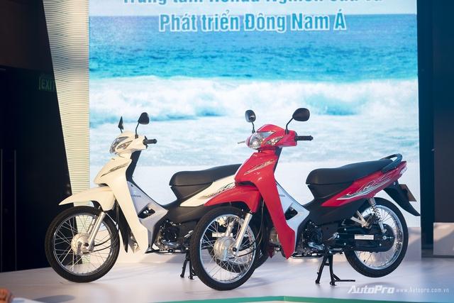 Honda Wave Alpha mới ra mắt với động cơ mạnh hơn, giá 17,79 triệu Đồng - Ảnh 1.