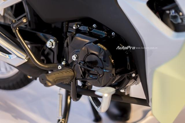 Honda Wave Alpha mới ra mắt với động cơ mạnh hơn, giá 17,79 triệu Đồng - Ảnh 2.