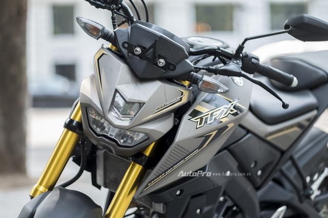 Yamaha TFX -  Đỏm dáng, nhưng yếu đuối - Ảnh 3.