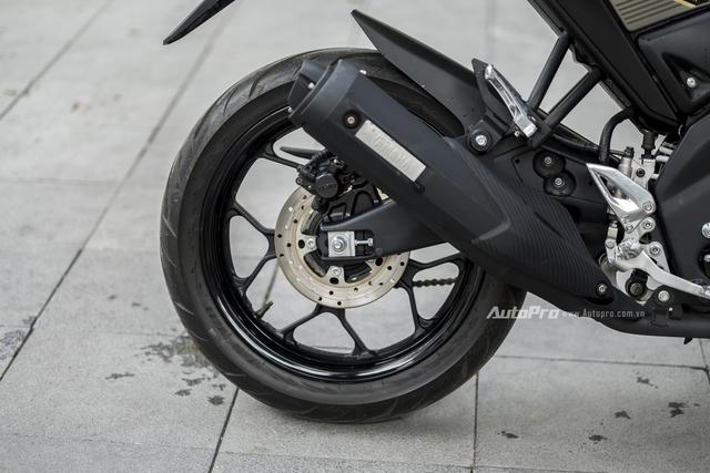 Yamaha TFX -  Đỏm dáng, nhưng yếu đuối - Ảnh 5.