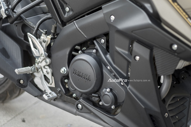 Yamaha TFX -  Đỏm dáng, nhưng yếu đuối - Ảnh 4.