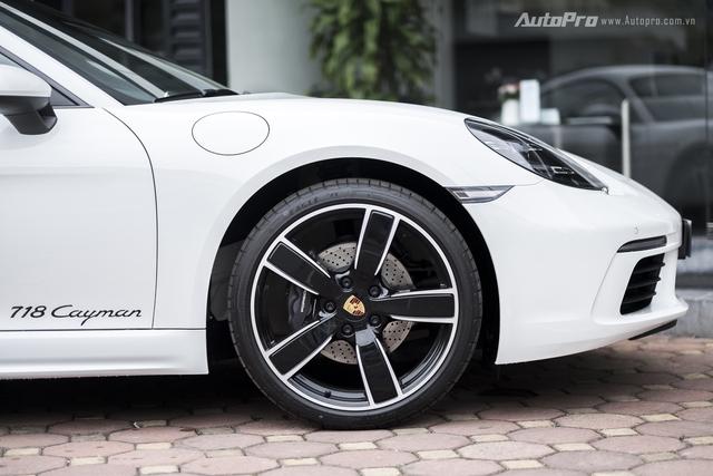 Khám phá Porsche 718 Cayman giá 4,5 tỷ Đồng tại Việt Nam - Ảnh 6.