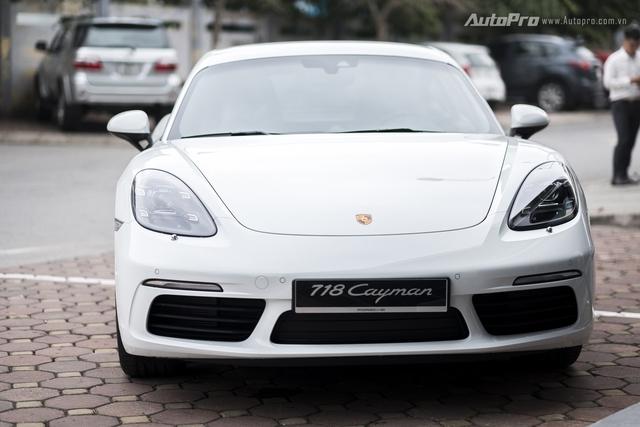 Khám phá Porsche 718 Cayman giá 4,5 tỷ Đồng tại Việt Nam - Ảnh 3.