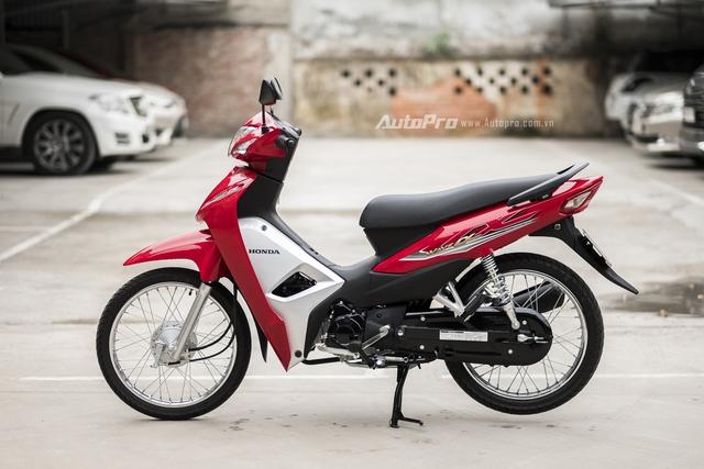 Honda Wave Alpha 110cc - Xe máy quốc dân - Ảnh 5.
