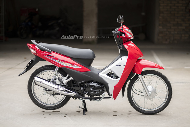 Honda Wave Alpha 110cc - Xe máy quốc dân - Ảnh 6.