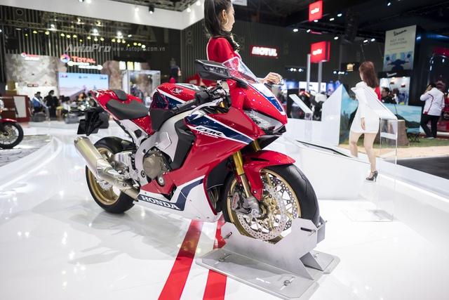 Honda và tham vọng xe phân khối lớn tại Việt Nam - Ảnh 4.