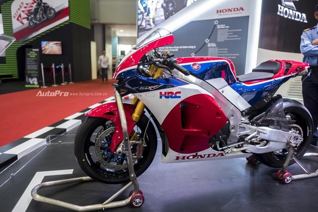 Honda và tham vọng xe phân khối lớn tại Việt Nam - Ảnh 6.