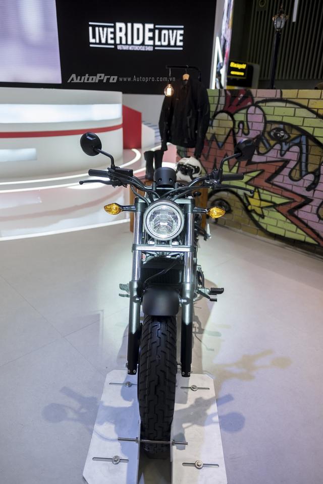 Khám phá Honda Rebel 300 vừa mới ra mắt - Ảnh 1.