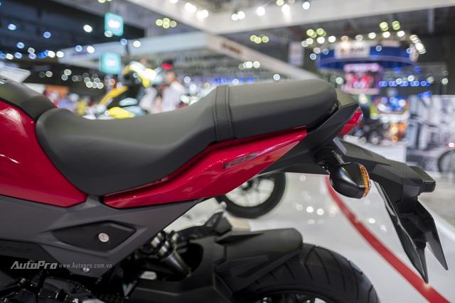 Cận cảnh Honda MSX mới vừa được ra mắt tại VMCS 2017 - Ảnh 5.