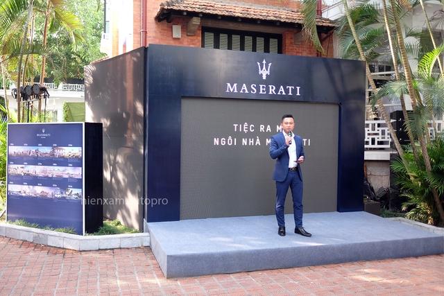 Xe thể thao hạng sang Maserati Bắc tiến, đến với khách hàng Thủ Đô - Ảnh 1.