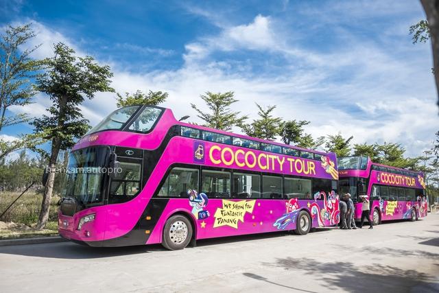 Khám phá và trải nghiệm xe buýt 2 tầng mới được bàn giao tại Đà Nẵng - Ảnh 3.