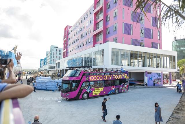 Khám phá và trải nghiệm xe buýt 2 tầng mới được bàn giao tại Đà Nẵng - Ảnh 11.