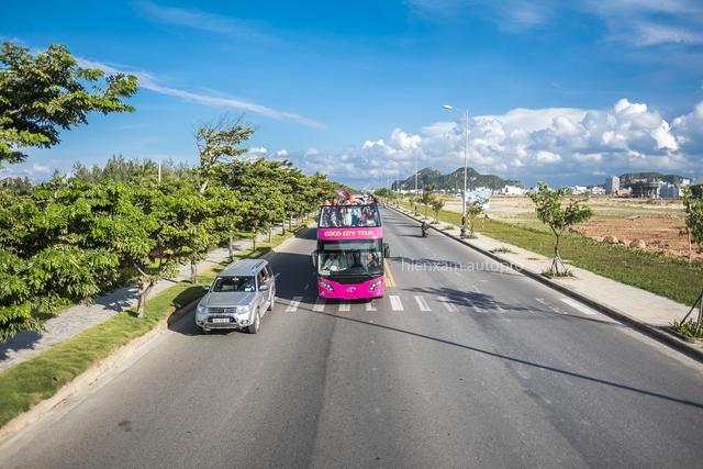 Khám phá và trải nghiệm xe buýt 2 tầng mới được bàn giao tại Đà Nẵng - Ảnh 12.
