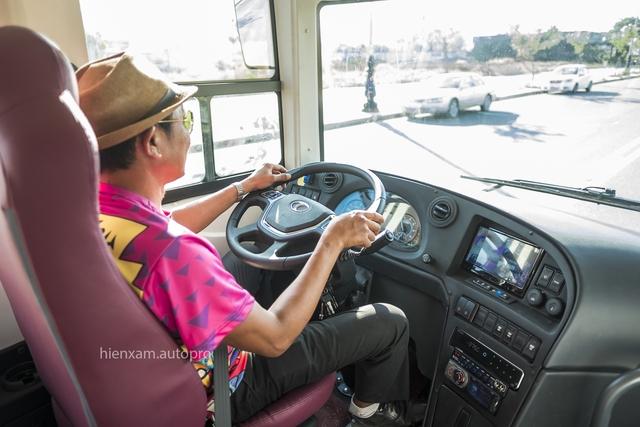 Khám phá và trải nghiệm xe buýt 2 tầng mới được bàn giao tại Đà Nẵng - Ảnh 5.