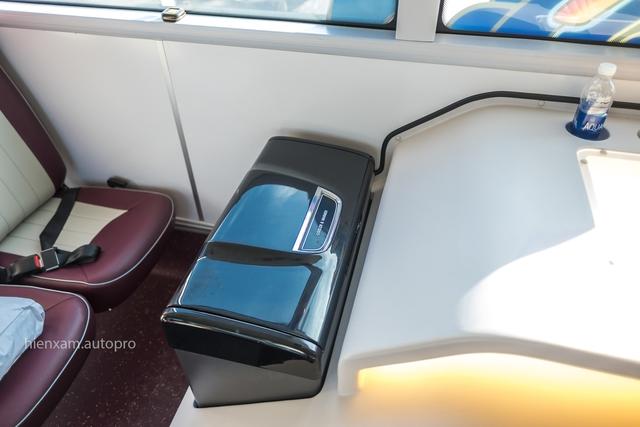 Khám phá và trải nghiệm xe buýt 2 tầng mới được bàn giao tại Đà Nẵng - Ảnh 8.