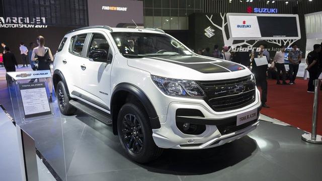 Điểm danh những mẫu xe vừa ra mắt tại triển lãm VMS 2017 (Phần 2) - Ảnh 1.