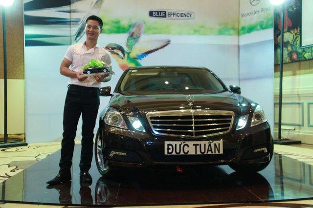 Ca sĩ Đức Tuấn tậu Mercedes-Benz S400L đời mới trị giá 4 tỷ Đồng - Ảnh 2.