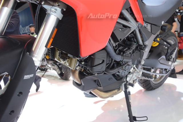 Ducati Multistrada 950 ra mắt, giá từ 550 triệu Đồng - Ảnh 8.
