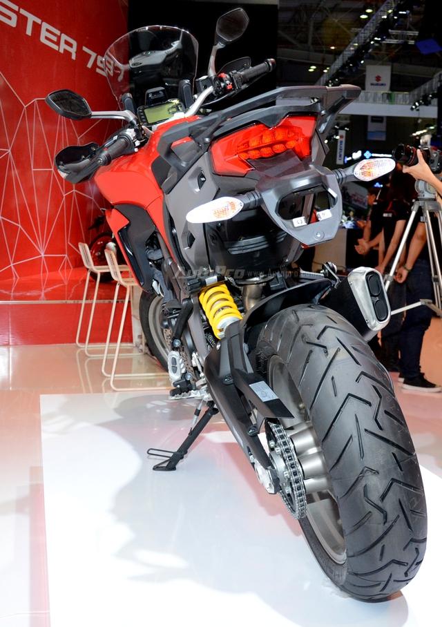 Ducati Multistrada 950 ra mắt, giá từ 550 triệu Đồng - Ảnh 5.