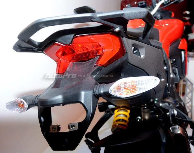 Ducati Multistrada 950 ra mắt, giá từ 550 triệu Đồng - Ảnh 13.