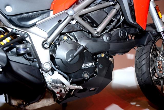 Ducati Multistrada 950 ra mắt, giá từ 550 triệu Đồng - Ảnh 4.