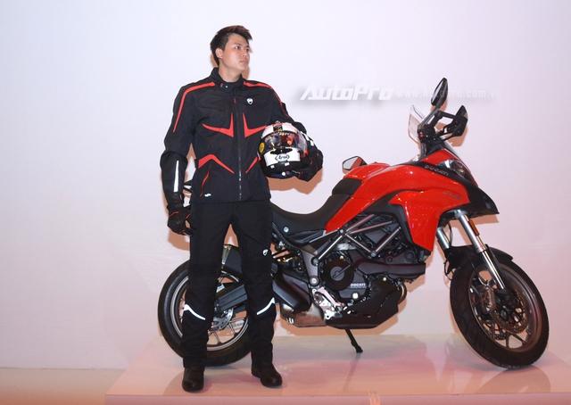 Ducati Multistrada 950 ra mắt, giá từ 550 triệu Đồng - Ảnh 6.