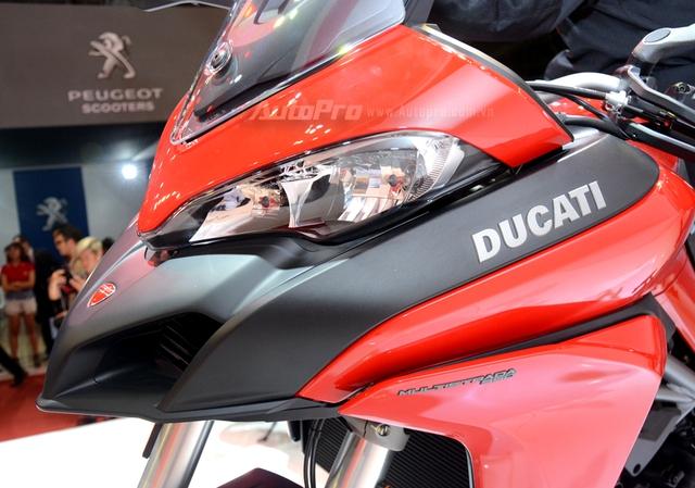 Ducati Multistrada 950 ra mắt, giá từ 550 triệu Đồng - Ảnh 14.