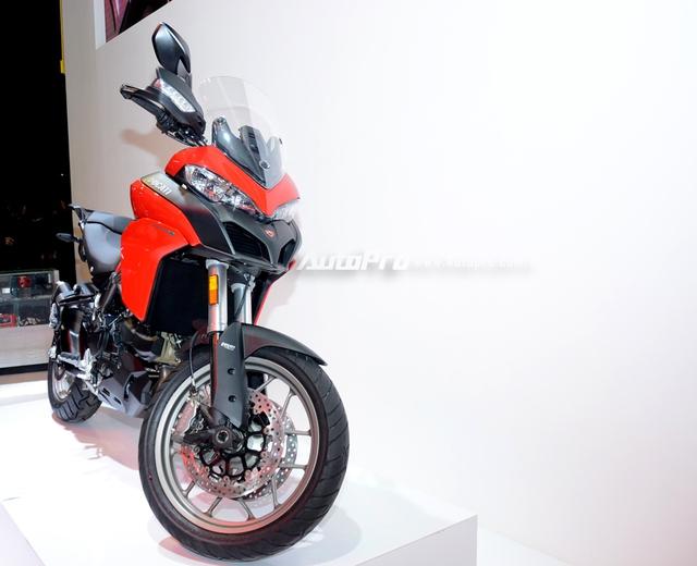 Ducati Multistrada 950 ra mắt, giá từ 550 triệu Đồng - Ảnh 2.