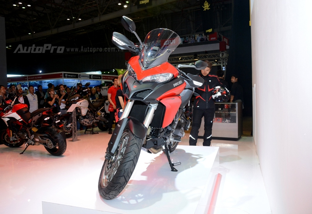 Ducati Multistrada 950 ra mắt, giá từ 550 triệu Đồng - Ảnh 1.