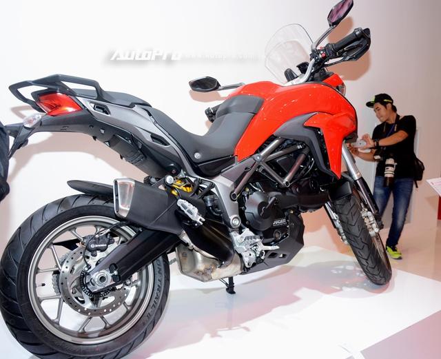 Ducati Multistrada 950 ra mắt, giá từ 550 triệu Đồng - Ảnh 12.