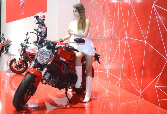 Chi tiết Ducati Monster 797 2017 tại thị trường Việt Nam, giá từ 388 triệu Đồng  - Ảnh 4.