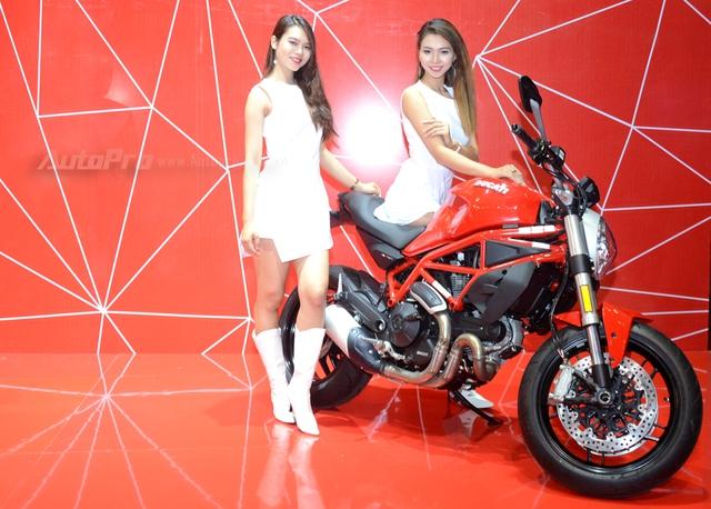 Chi tiết Ducati Monster 797 2017 tại thị trường Việt Nam, giá từ 388 triệu Đồng  - Ảnh 6.