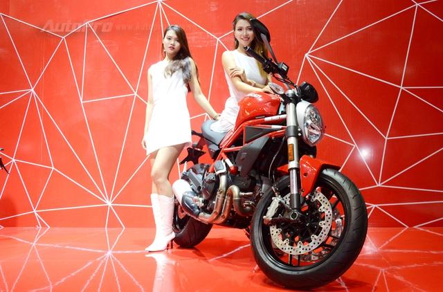 Chi tiết Ducati Monster 797 2017 tại thị trường Việt Nam, giá từ 388 triệu Đồng  - Ảnh 12.