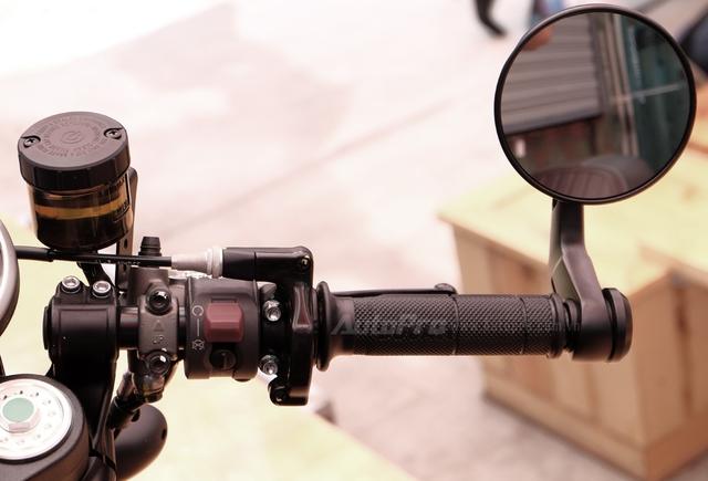 Cận cảnh Ducati Scrambler phiên bản Café Racer tại Việt Nam - Ảnh 6.
