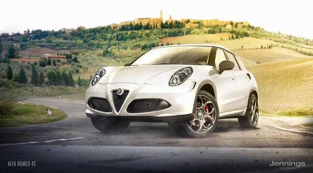 Sẽ ra sao nếu các hãng xe thể thao học theo Lamborghini sản xuất SUV? - Ảnh 7.