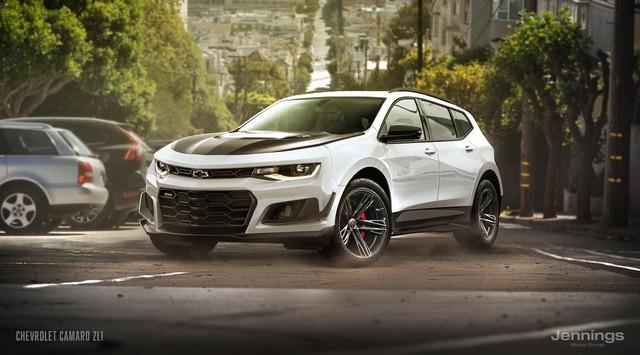Sẽ ra sao nếu các hãng xe thể thao học theo Lamborghini sản xuất SUV? - Ảnh 4.