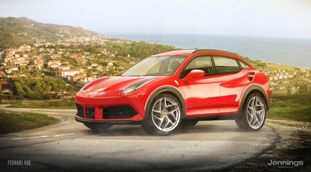 Sẽ ra sao nếu các hãng xe thể thao học theo Lamborghini sản xuất SUV? - Ảnh 3.