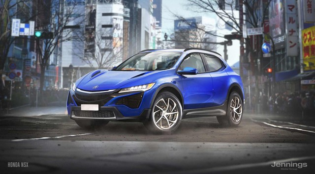 Sẽ ra sao nếu các hãng xe thể thao học theo Lamborghini sản xuất SUV? - Ảnh 2.