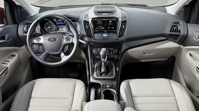 Ford Escape gây bão dư luận có giá 1,2 tỷ Đồng tại Việt Nam - Ảnh 5.