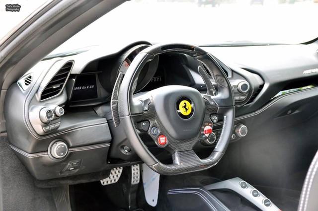 Ferrari 488 GTB mà tay chơi Hà thành vừa tậu là của Cường Đô-la - Ảnh 18.