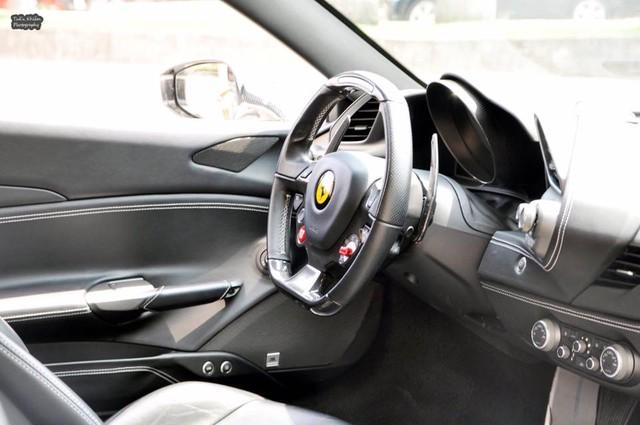 Ferrari 488 GTB mà tay chơi Hà thành vừa tậu là của Cường Đô-la - Ảnh 16.