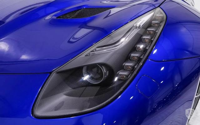 Hàng hiếm Ferrari F12tdf sở hữu ngoại thất lạ mắt được rao bán với mức giá khóc thét - Ảnh 15.