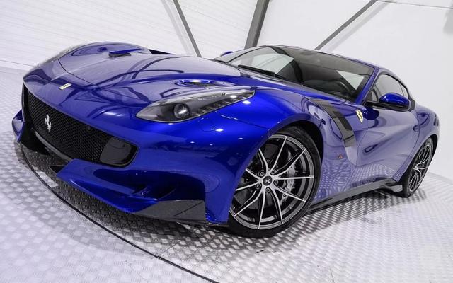 Hàng hiếm Ferrari F12tdf sở hữu ngoại thất lạ mắt được rao bán với mức giá khóc thét - Ảnh 2.